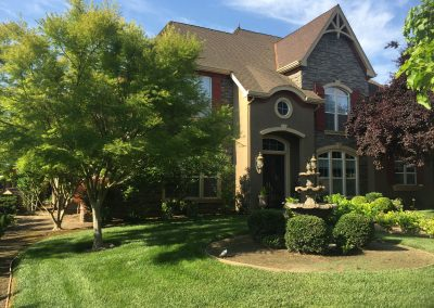 Custom Home Construction by Perennial Builders